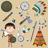 Native American Royalty Free Stock Photography