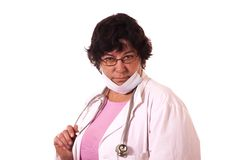 Native american Doctor Stock Images