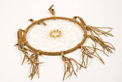 Native American Dream Catcher Royalty Free Stock Photography