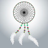 Native American Dreamcatcher Icon Royalty Free Stock Photography