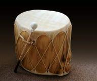 Native American Drum Royalty Free Stock Photos
