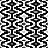 Native american geometric pattern Stock Photography