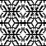 Native american geometric pattern Royalty Free Stock Photos