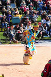 Native American Hoop Dance World Championship Royalty Free Stock Photography