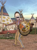 Native American Indian - Cheyenne Royalty Free Stock Photography