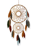 Native American-Indian dream catcher Stock Photography