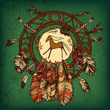 Native american indian dream catcher Stock Photos