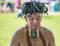 Native American Indian Man Royalty Free Stock Image