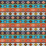 Native American Indian pattern Royalty Free Stock Images