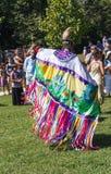 Native American Indian Shawl Royalty Free Stock Photo