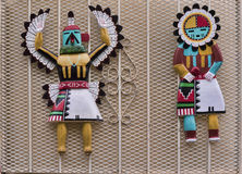 Free Native American Inspired Art In Santa Fe New Mexico USA Stock Photos - 89917763