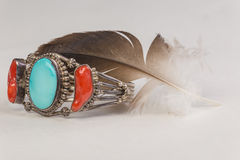 Native American Jewelry Stock Photos