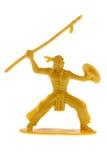 Native American man toy Stock Photos