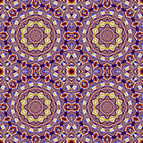 Native American mandala wallpaper Stock Photo
