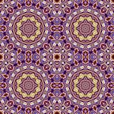Native American Mandala Wallpaper Stock Photo