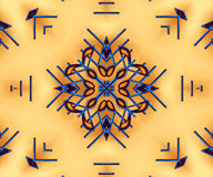 Native American Pattern Background Stock Photos