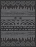 Native american pattern Stock Photo