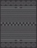 Native american pattern Stock Photography