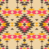 Native american pattern royalty free illustration