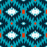 Native american pattern Royalty Free Stock Photos