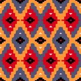 Native american pattern Royalty Free Stock Image