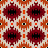 Native american pattern Royalty Free Stock Images