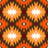 Native american pattern Royalty Free Stock Photo