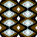 Native american pattern Stock Photography