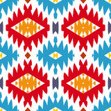 Native american pattern Stock Images