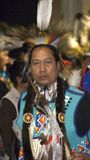Native American Portrait Royalty Free Stock Photo