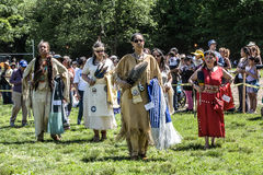 Native American Pow Wow Royalty Free Stock Photography