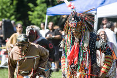 Native American Pow Wow Stock Image