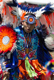 2015 Native American POW-WOW Royalty Free Stock Photos