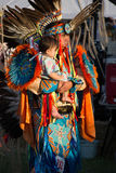 2015 Native American POW-WOW Royalty Free Stock Image