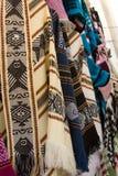 Native American prayer shawl royalty free stock image