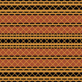 Native american seamless pattern Royalty Free Stock Images