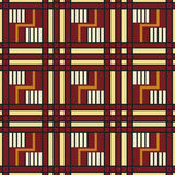 Native american seamless pattern Royalty Free Stock Photography