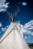 Native American Tee Pee Royalty Free Stock Images