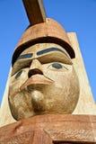 Native American Totem_2 Royalty Free Stock Photo