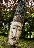 Native American Totem Stock Photos