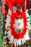 Native American Tribal Apparel Stock Image