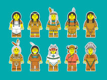 Native american Stock Photography