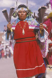 A Native American woman Stock Photography