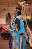 Native American Young Man Royalty Free Stock Photos