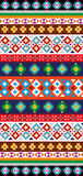 Native Aztec Pattern Royalty Free Stock Photos