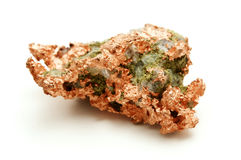 Native copper Stock Photos