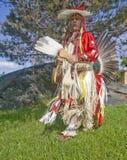Native dancer 5 Royalty Free Stock Photos
