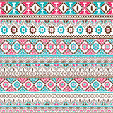 Native ethnic seamless pattern Stock Images