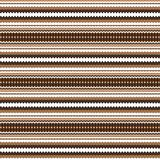 Native Ethnic Tribal Geometric Seamless Brown  Background Pattern Royalty Free Stock Photos