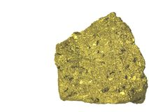 Native gold Stock Images